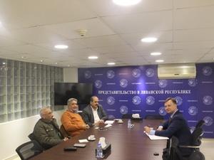 Университет Лобачевского и Представительство Россотрудничества в Ливане