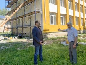 Чкаловскую школу № 5 отремонтируют до 25 августа