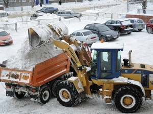 Свыше 18 тысяч кубов снега вывезли с улиц Нижнего за два дня