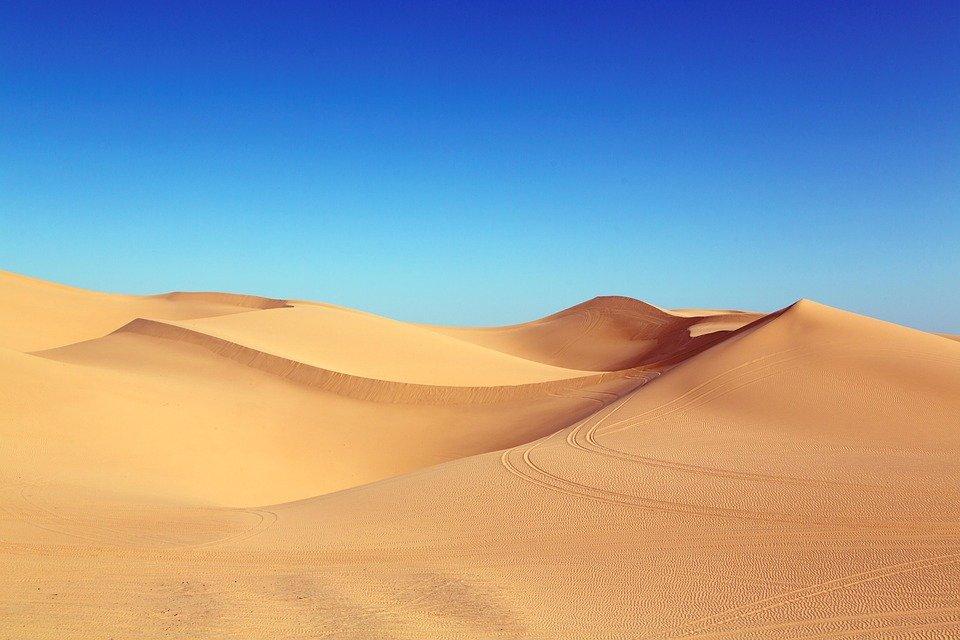 Как спастись, если попал в зыбучий песок - фото 1