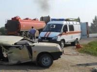 В Нижегородской области разыскивают белую «Волгу», скрывшуюся с места ДТП