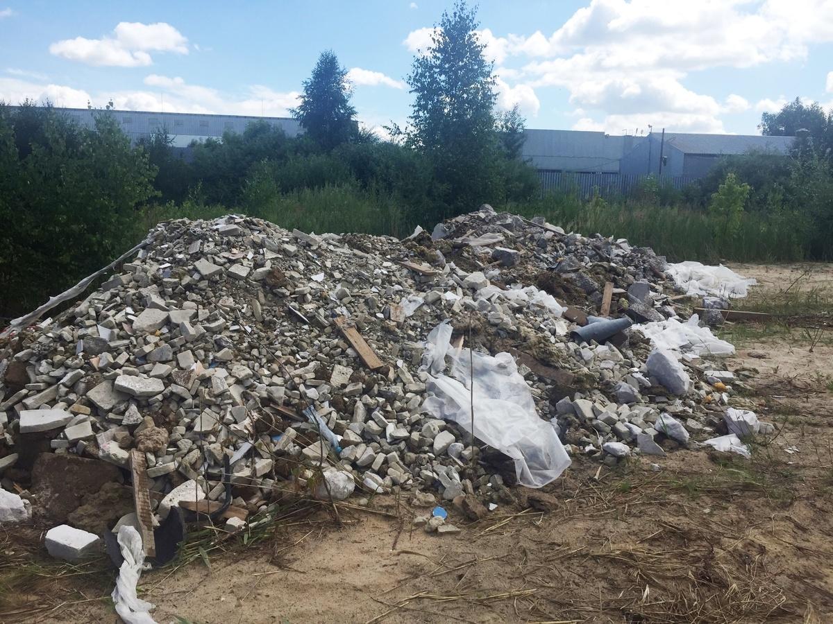 Нижегородскую фирму оштрафовали на 400 тысяч рублей за загрязнение почвы - фото 1