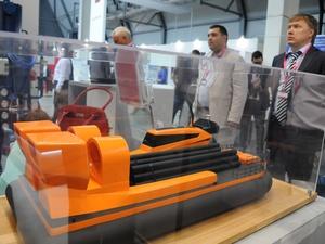 Китайцы проявили интерес к нижегородскому судну на воздушной подушке