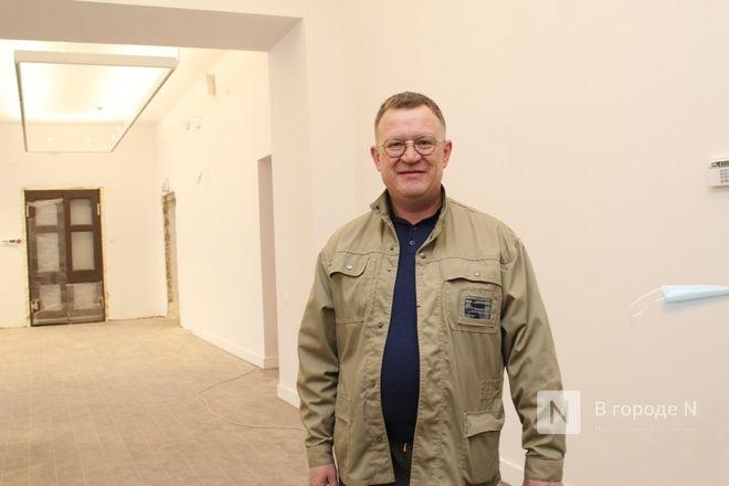 Старина и современность: каким станет Нижегородский  художественный музей - фото 30