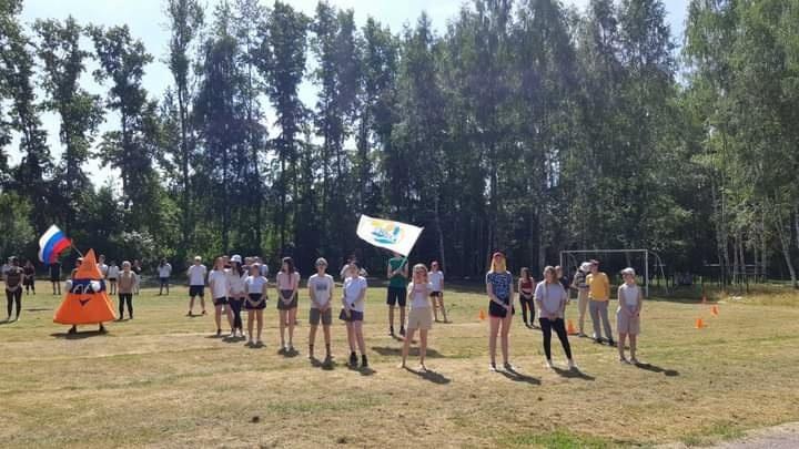 Открытие лагеря «Чкаловец» - фото 1