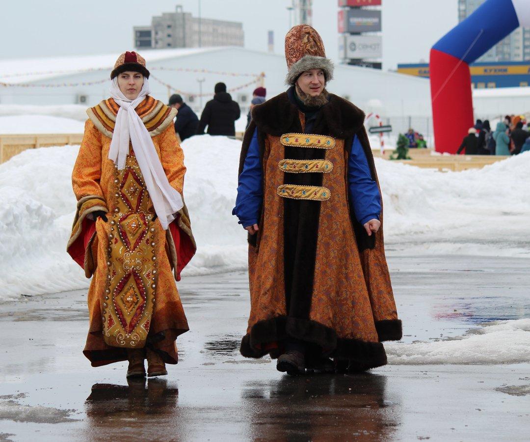 Нижегородцы отметили спортивную Масленицу в «Зимней сказке» - фото 3