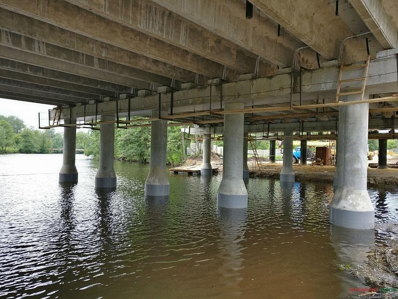 Мост через реку Сатис вСарове откроется 1января