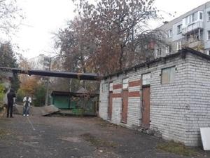 Подрядчик взялся за ремонт детского сада в Нижнем Новгороде после инцидента с падением крана