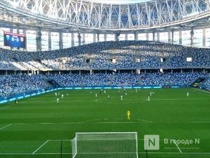 ФК «Нижний Новгород» сыграл вничью с «Аланией-Владикавказ»