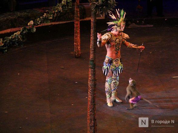 Чудеса «Трансформации» и медвежья кадриль: премьера циркового шоу Гии Эрадзе «БУРЛЕСК» состоялась в Нижнем Новгороде - фото 74