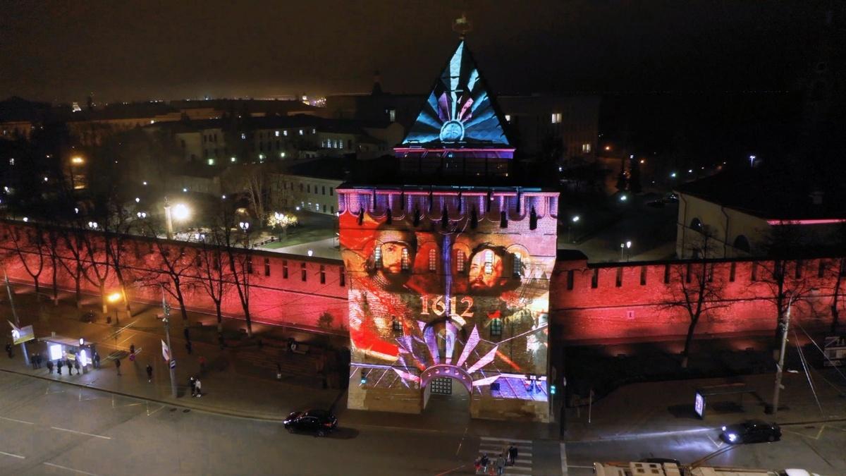 Стало известно, кто покажет мультимедийное шоу на башнях Нижегородского кремля. - фото 1