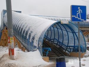 Нижегородцы против надземных переходов на улицах Сурикова и Медицинской