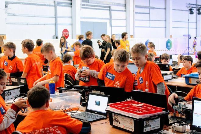 VII региональный фестиваль «РобоФест-НН» проходит в Нижнем Новгороде - фото 14