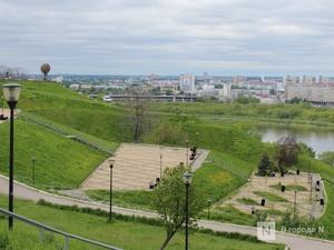 Концепцию развития набережной Федоровского в Нижнем Новгороде представят жителям онлайн