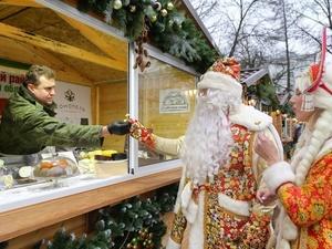 Более 250 тысяч нижегородцев посетили фестиваль «Горьковская Елка» за новогодние праздники