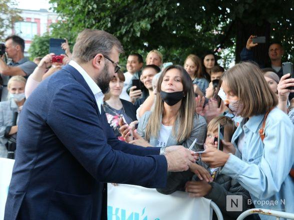 Еще больше звезд приехали на закрытие «Горький fest» в Нижний Новгород - фото 22
