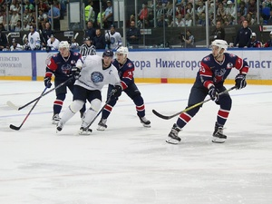Хоккейный турнир на Кубок губернатора стартовал в Нижегородской области (ФОТО)