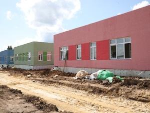 Садик на 60 детей в Дальнем Константинове построят к Новому году