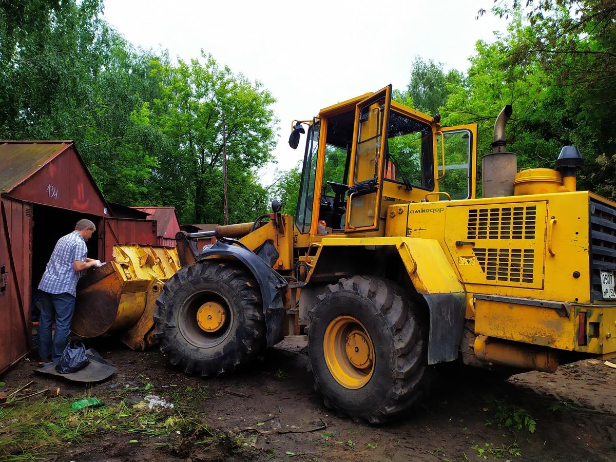 Незаконные гаражи снесли в Сормове ради строительства развязки на Циолковского - фото 1