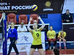 Нижегородский волейбольный клуб «Спарта» пополнила связующая Ольга Лифанова
