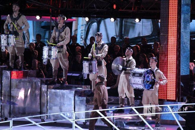 Огонь, вода и звезды эстрады: Как прошло гала-шоу 800-летия Нижнего Новгорода - фото 47