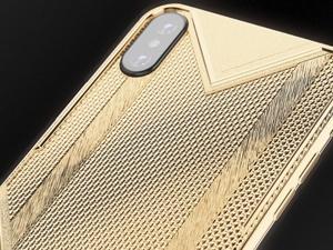 Самые роскошные iPhone Xs создали специально для россиян