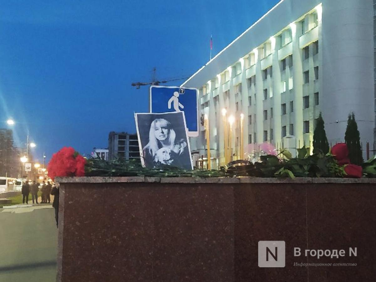 Следователи отрицают, что гибель Ирины Славиной связана с обысками у нее дома - фото 1