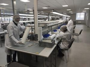 Свыше 400 млн рублей на расширение производства медоборудования получат нижегородские предприятия