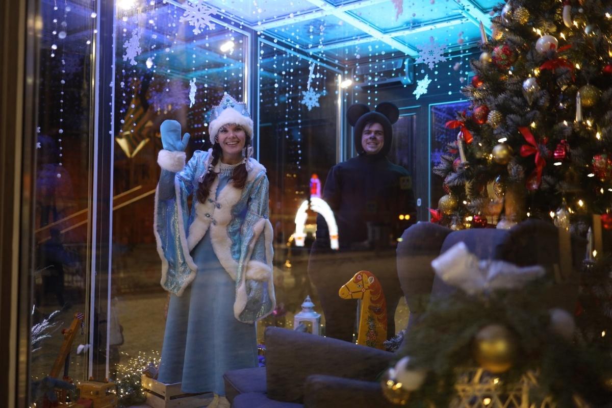 Более 100 тысяч туристов посетили Нижний Новгород в новогодние праздники - фото 1