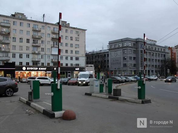 Где в Нижнем Новгороде запрещена парковка