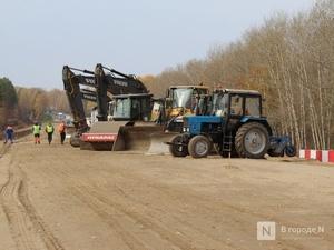 Дорогу в объезд Балахны достроят в 2024 году