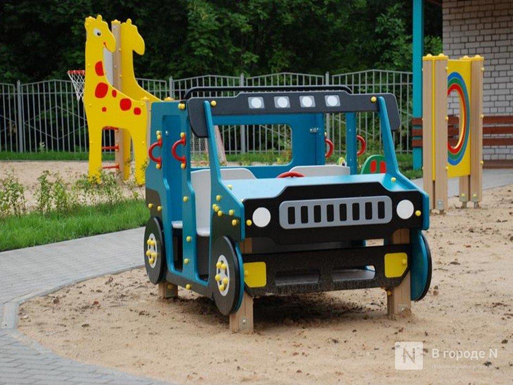 Где погулять с ребенком: 100 новых детских площадок Нижнего Новгорода - фото 1