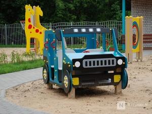 Где погулять с ребенком: 100 новых детских площадок Нижнего Новгорода