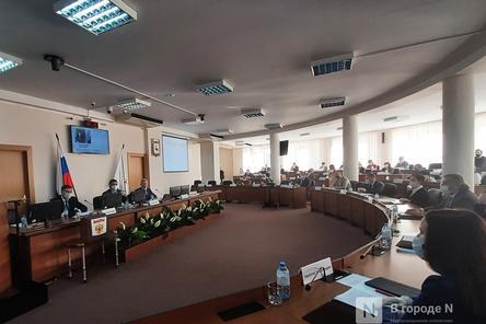 Мэра Нижнего Новгорода выберут тайным голосованием