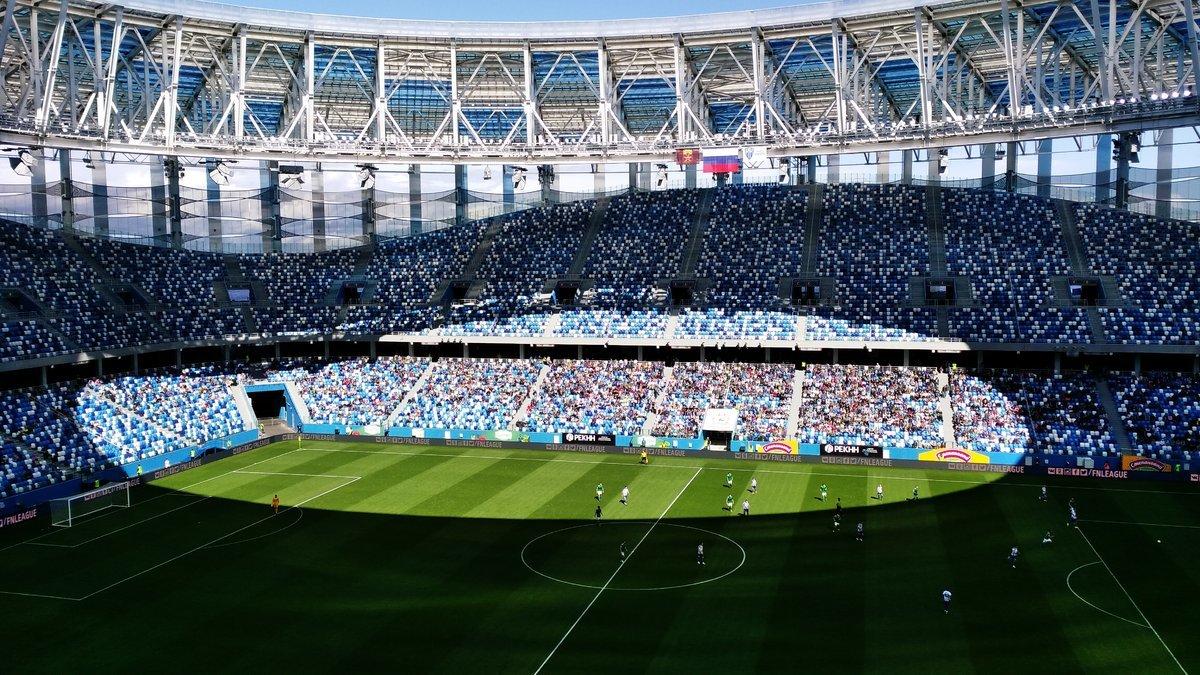 Домашнее поражение ФК «Нижний Новгород» от «Томи» стало самым посещаемым матчем первого тура ФНЛ - фото 1