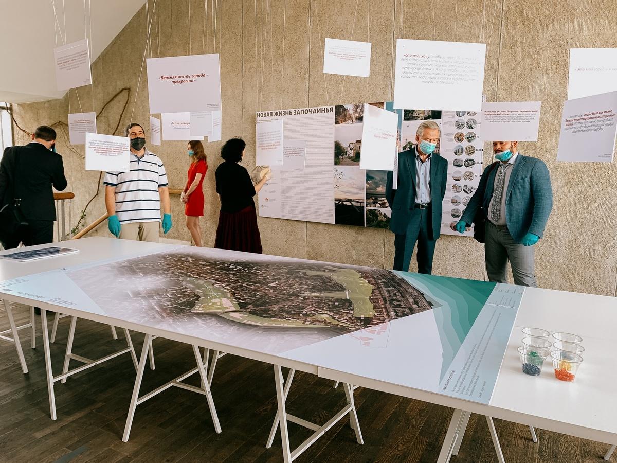 Проект развития Започаинья презентовали нижегородцам - фото 1