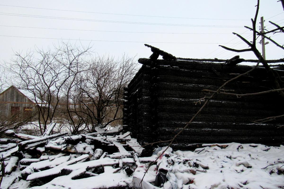 Жительница Шатковского района сожгла дом соседей из-за конфликтов - фото 1