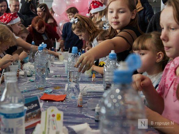 «Луидор» устроил новогоднее гулянье для сотен нижегородцев и их детей - фото 6