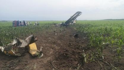 Уголовное дело возбуждено по факту крушения Ан-2 в Большеболдинском районе - фото 1