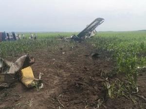 Уголовное дело возбуждено по факту крушения Ан-2 в Большеболдинском районе