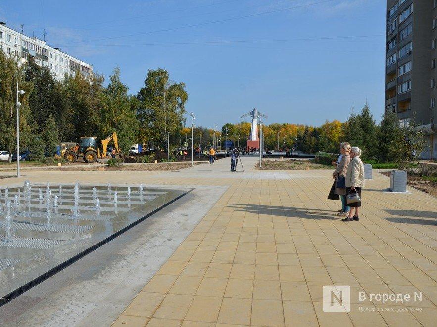 Самый большой сухой фонтан в Нижнем Новгороде откроется на бульваре Авиастроителей - фото 1