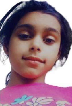 11-летняя девочка пропала на Бору - фото 1