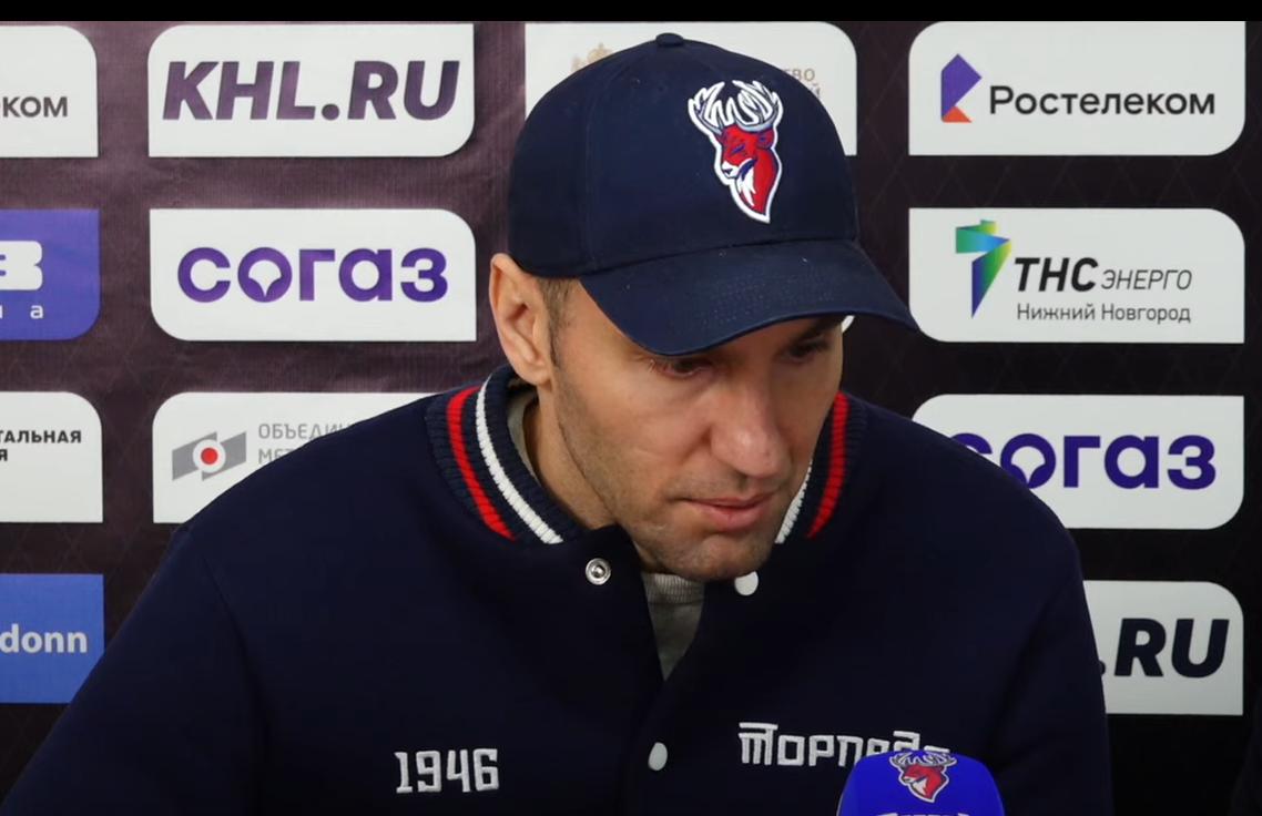 Дэвид Немировски: «Моя задача — выиграть Кубок Гагарина» - фото 1