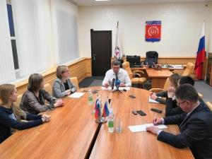 Заместителей мэра Дзержинска станет на одного меньше