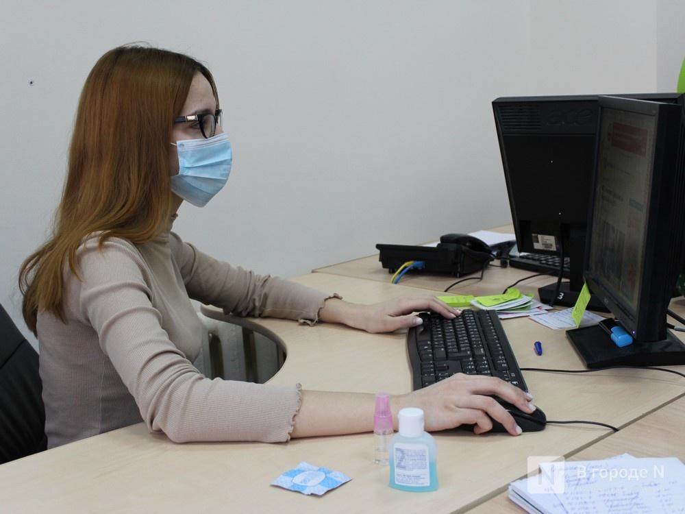Инструкция по заполнению отчета о сотрудниках на «удаленке» разработана для нижегородских работодателей - фото 1