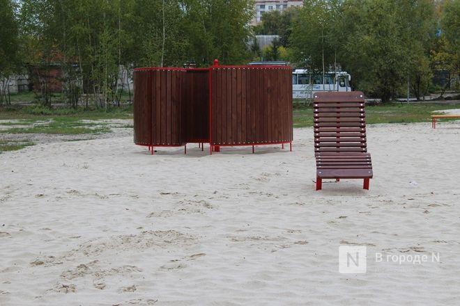 Пляж, качели, два фонтана: как преобразился Канавинский район - фото 96