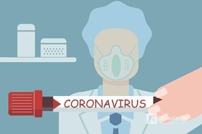 Еще 157 случаев заболевания COVID-19 выявлено в Нижегородской области - фото 1