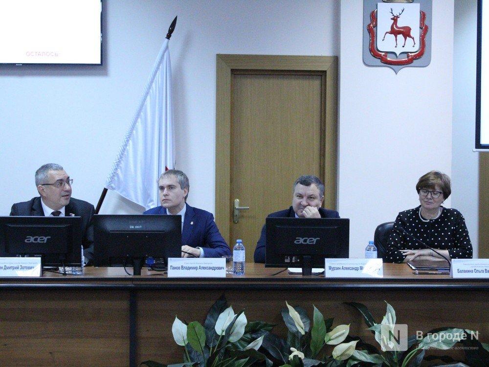 Паспорта всех объектов, входящих в нацпроекты, предложено создать в Нижнем Новгороде - фото 1