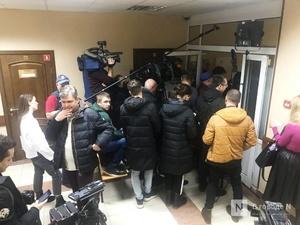 Меру пресечения избирают водителю, сбившему школьников на улице Горького