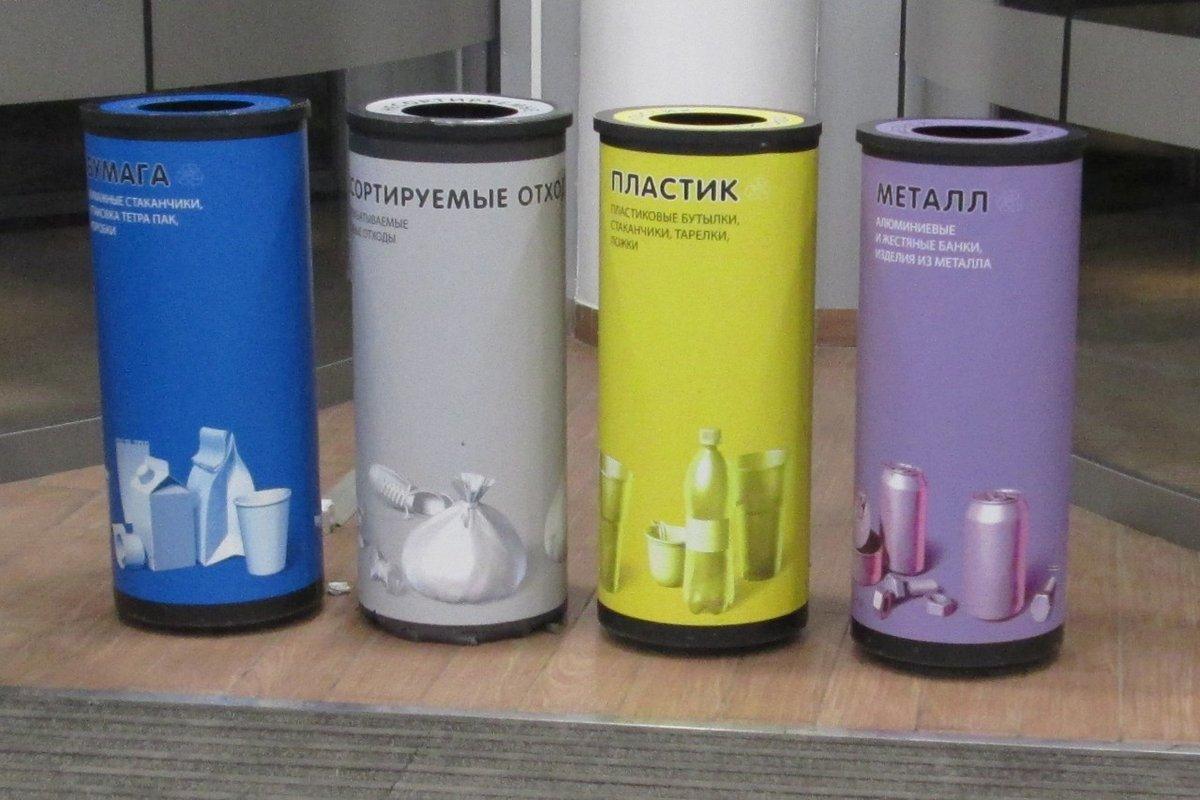 Контейнеры для сортировки мусора появятся в библиотеках Нижнего Новгорода - фото 1